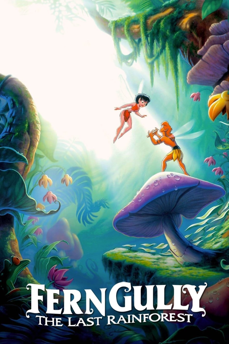 Watch FernGully: The Last Rainforest Online