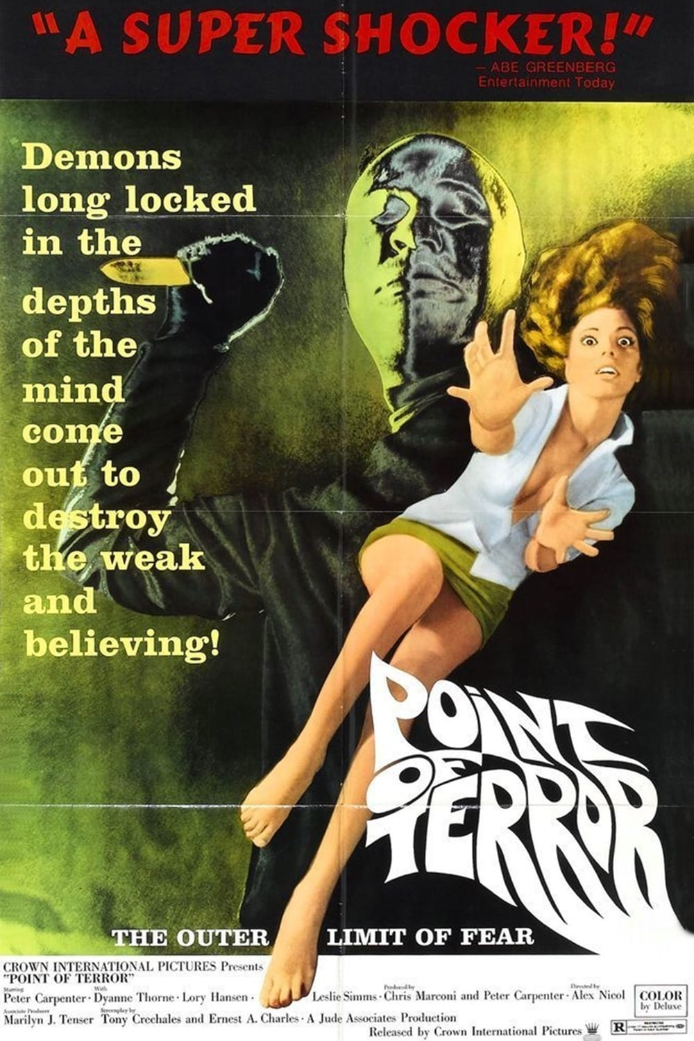 Point of Terror on FREECABLE TV