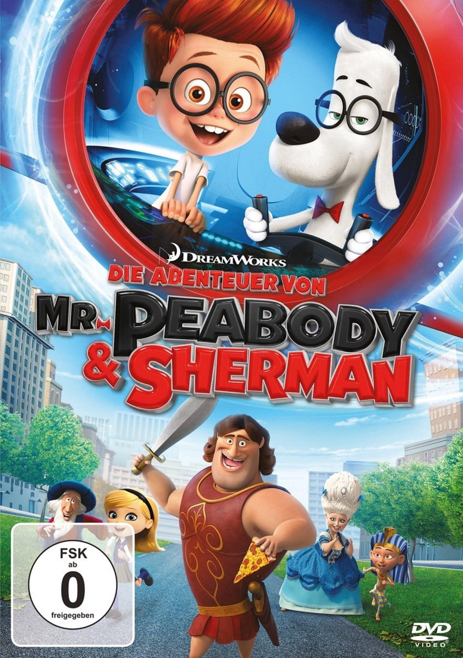 Mr Peabody And Sherman Stream Deutsch