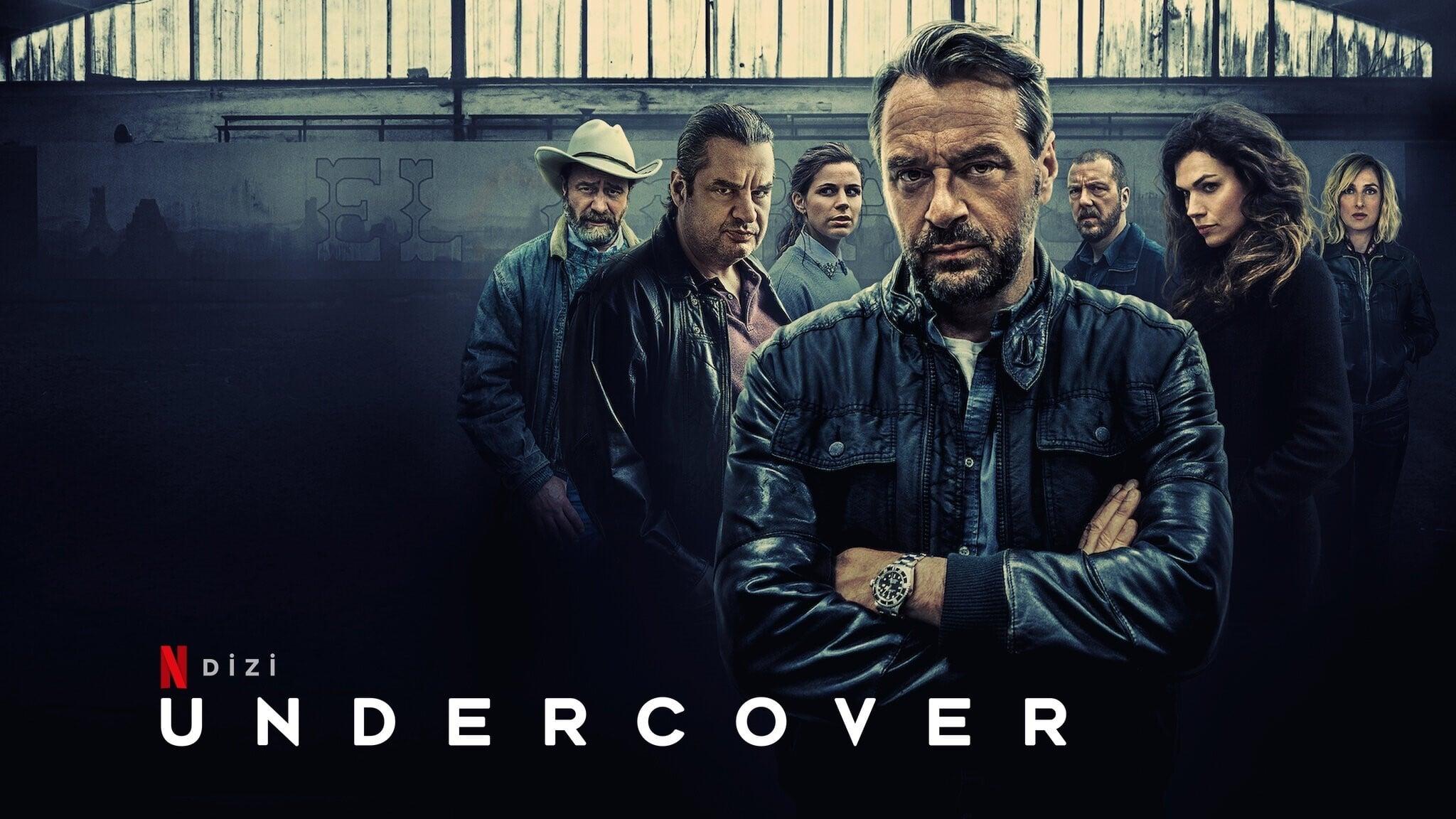 Undercover Operación Éxtasis