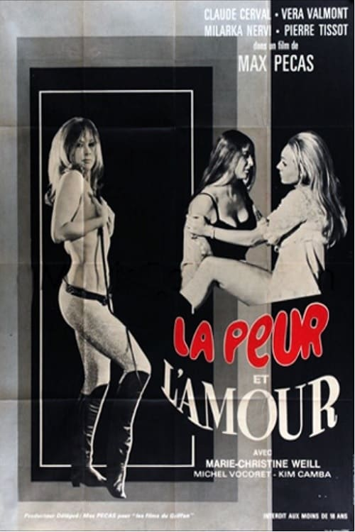 Ver La peur et l'amour Online HD Español (1967)