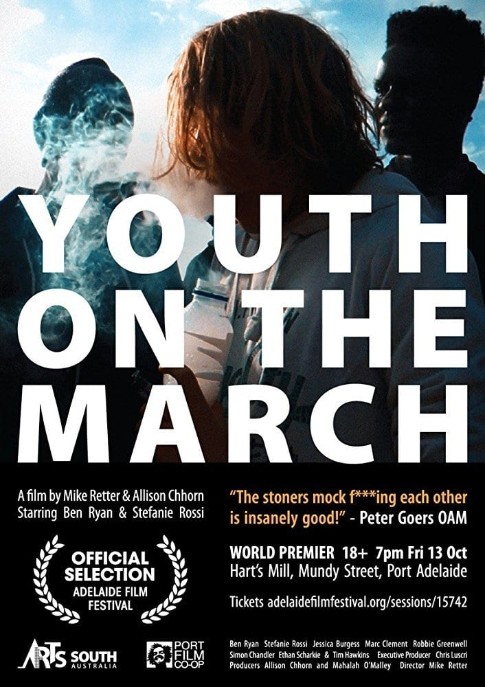 Ver Youth on the March Online HD Español (2017)