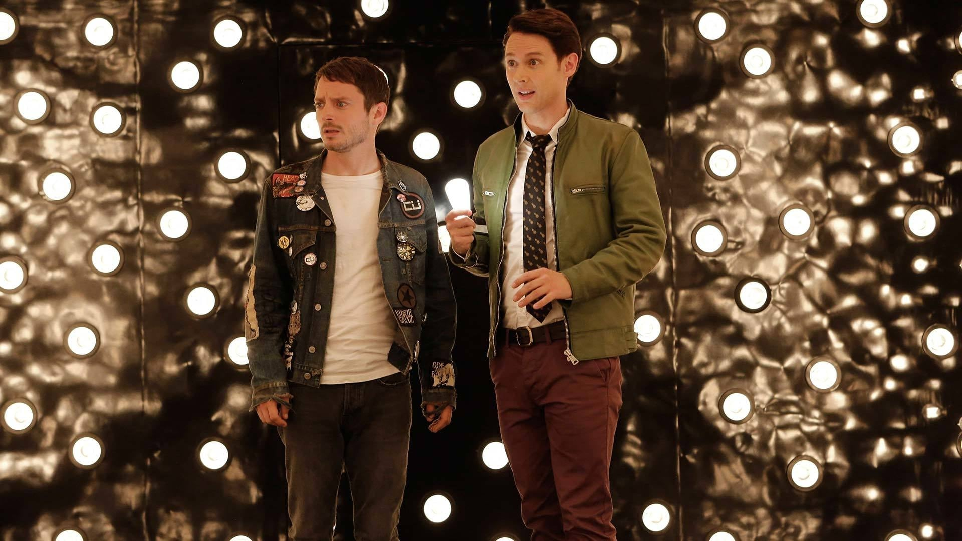 Dirk Gently's Holistic Detective Agency (US)