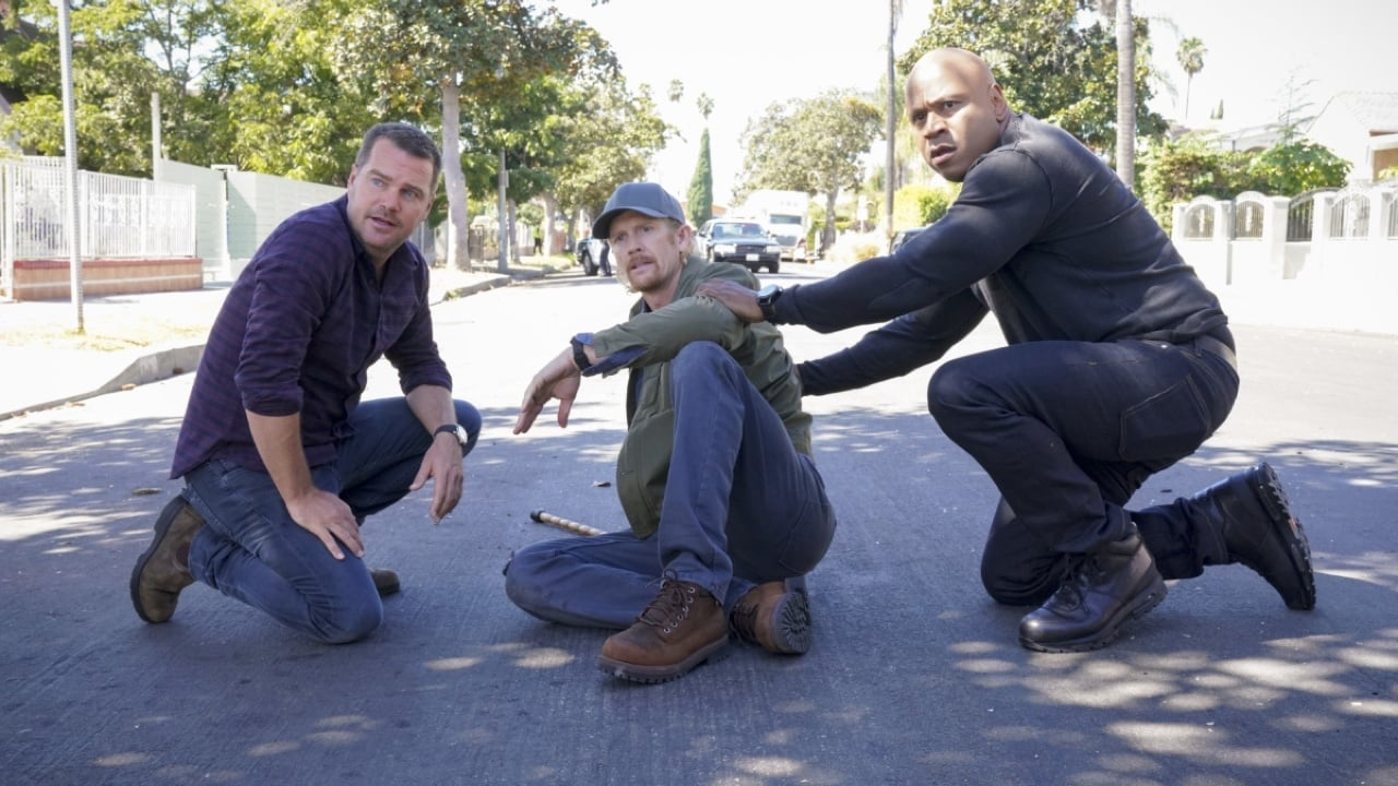 NCIS: Los Angeles Season 11 :Episode 8  Human Resources