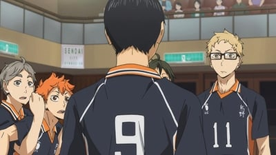 Haikyu!! - Season 1 Episode 22 : Evolution