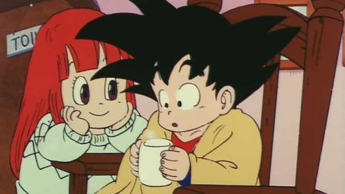 Dragon Ball Season 1 :Episode 35  Cold Reception