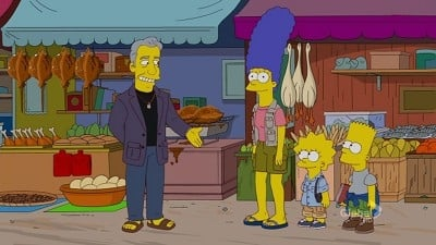 The Simpsons Season 23 :Episode 5  The Food Wife