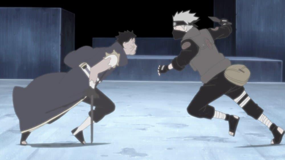 Naruto Shippūden Season 18 :Episode 375  Kakashi vs. Obito