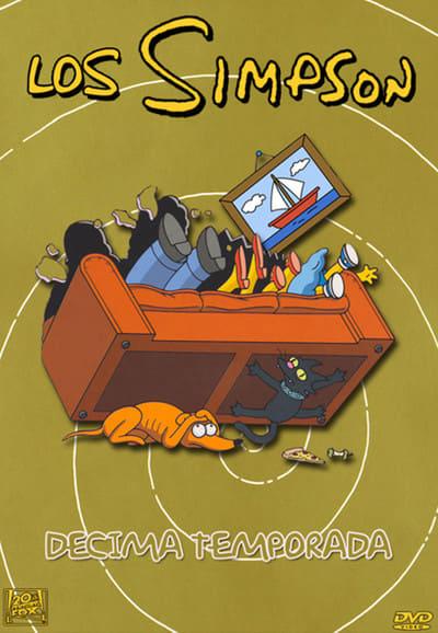 Los Simpson Season 10