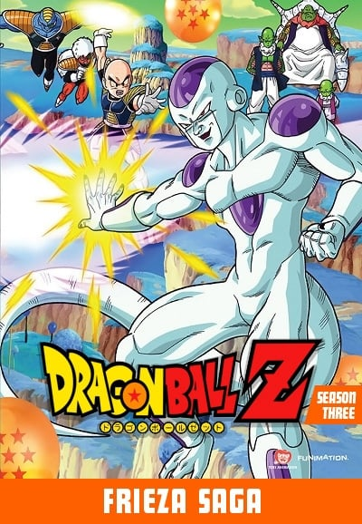 Dragonball Z Season 3