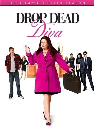 Drop dead diva tv series 2009 2014 posters the movie database tmdb - Drop dead diva tv show ...