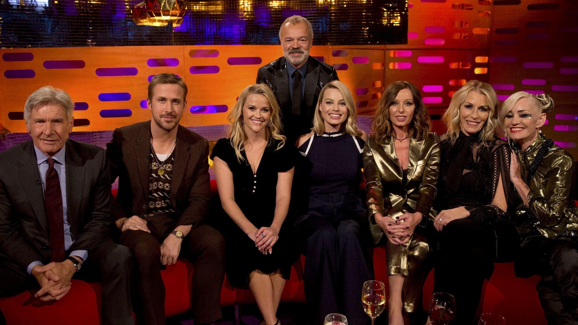 The Graham Norton Show Season 22 :Episode 1  Harrison Ford, Ryan Gosling, Margot Robbie, Reese Witherspoon, Bananarama