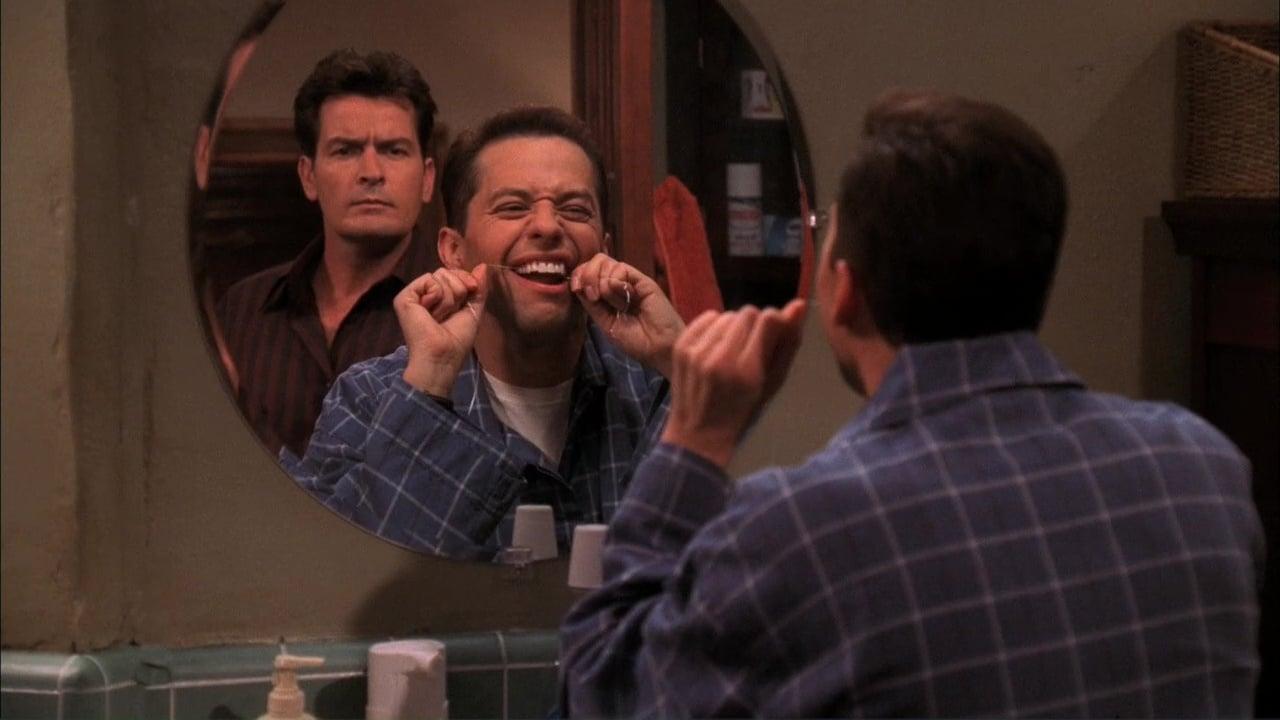 Two and a Half Men Season 2 :Episode 6  Der böse Alan