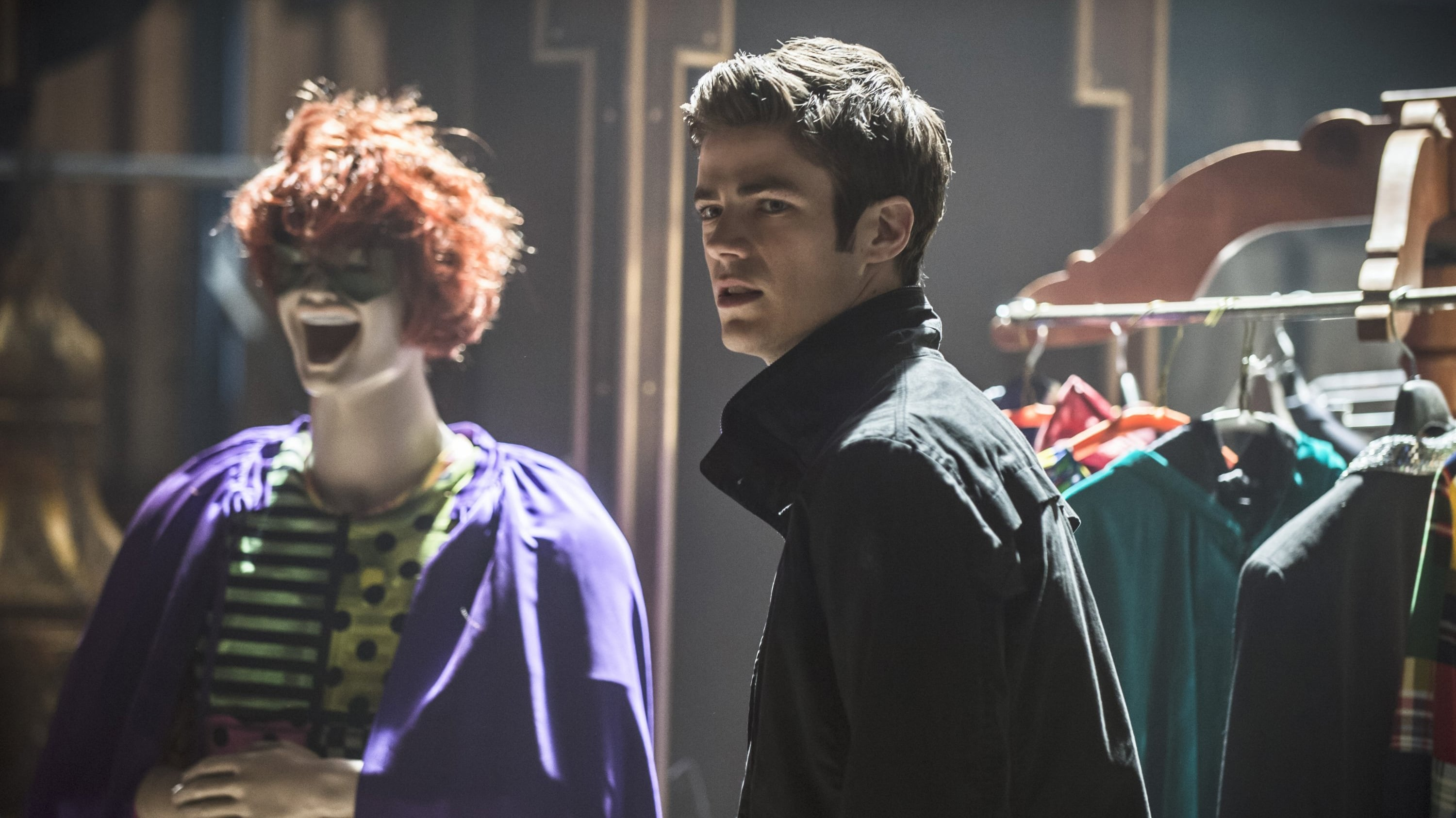 The Flash Season 1 :Episode 17  Tricksters