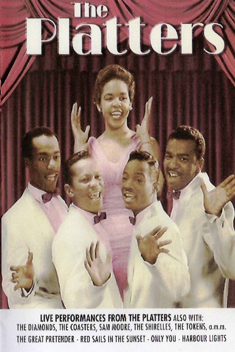 Ver Live Performance From The Platters Online HD Español ()