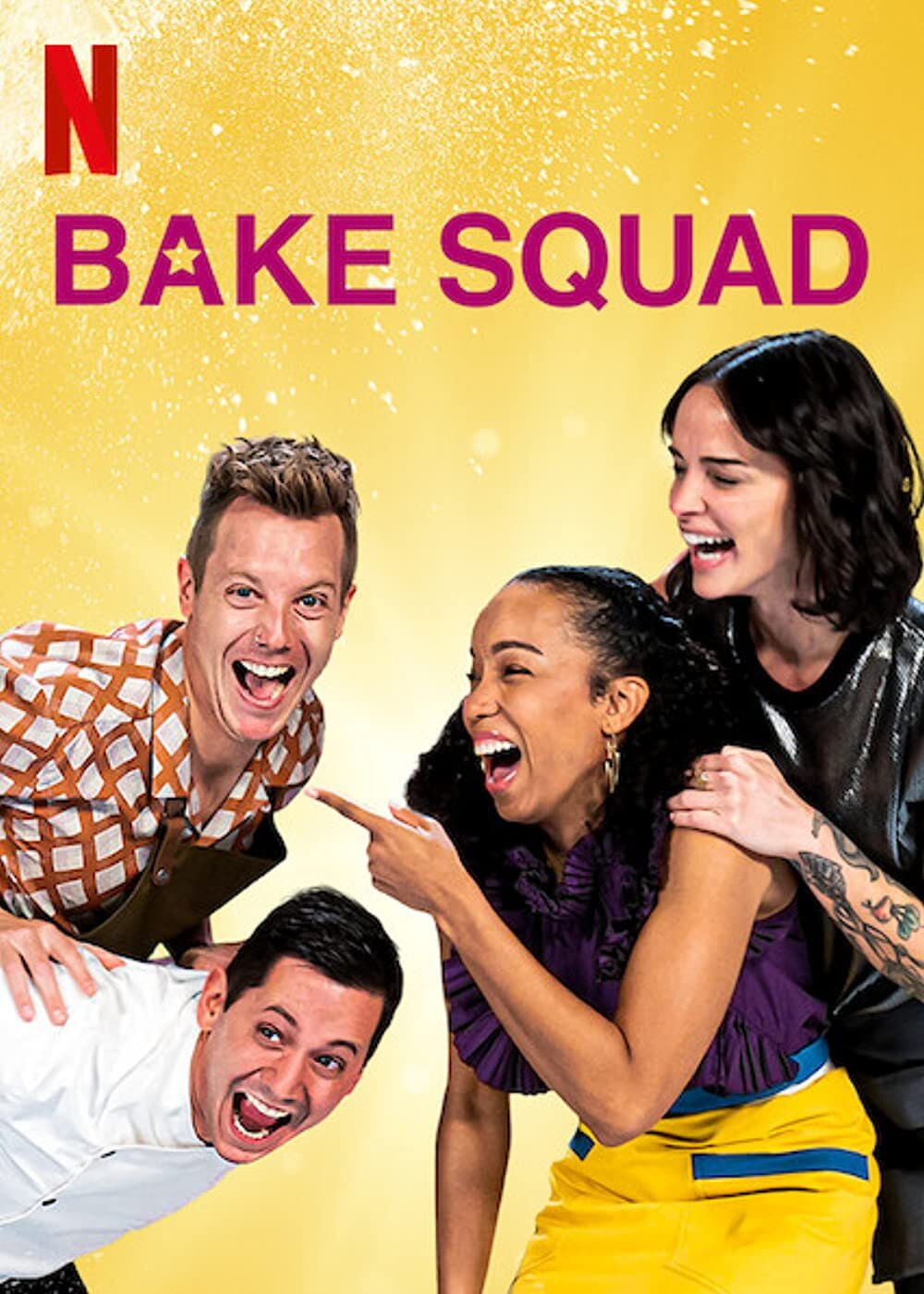 Bake Squad TV Shows About King