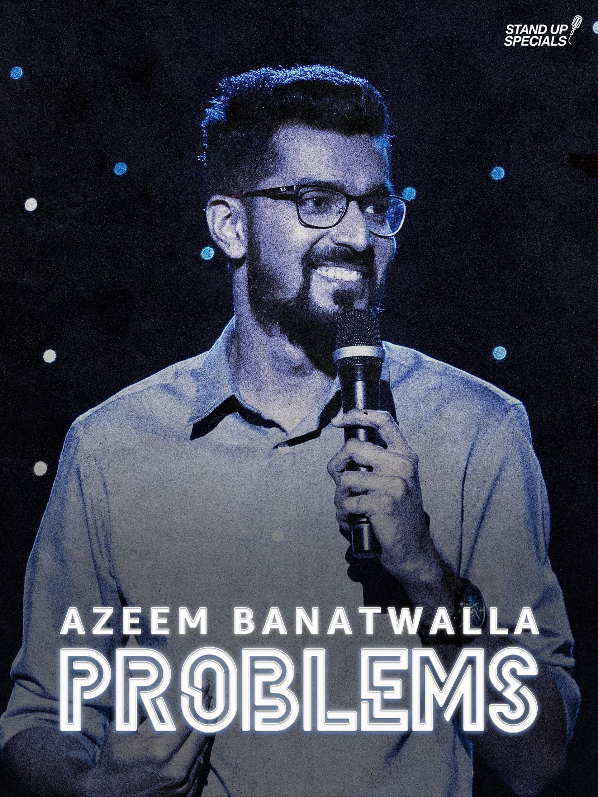 voir film Azeem Banatwalla: Problems streaming