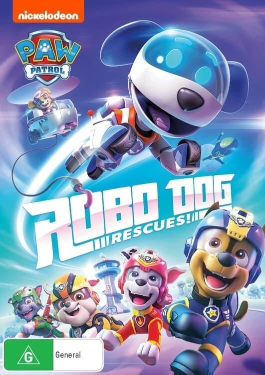 Paw Patrol - Robo Dog Rescues! (2020)