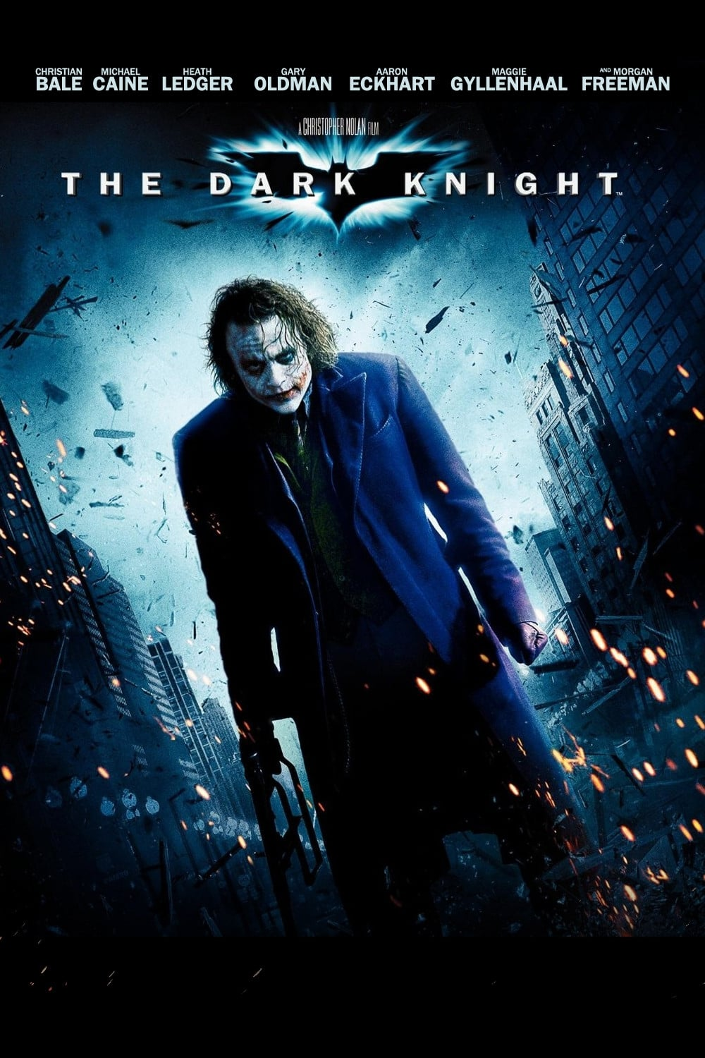 an analysis of the movie dark knight The dark knight is the continuation of british director christopher nolan's reinvention of the batman story and it takes the story up to his primal confrontation with the joker, the villain who.