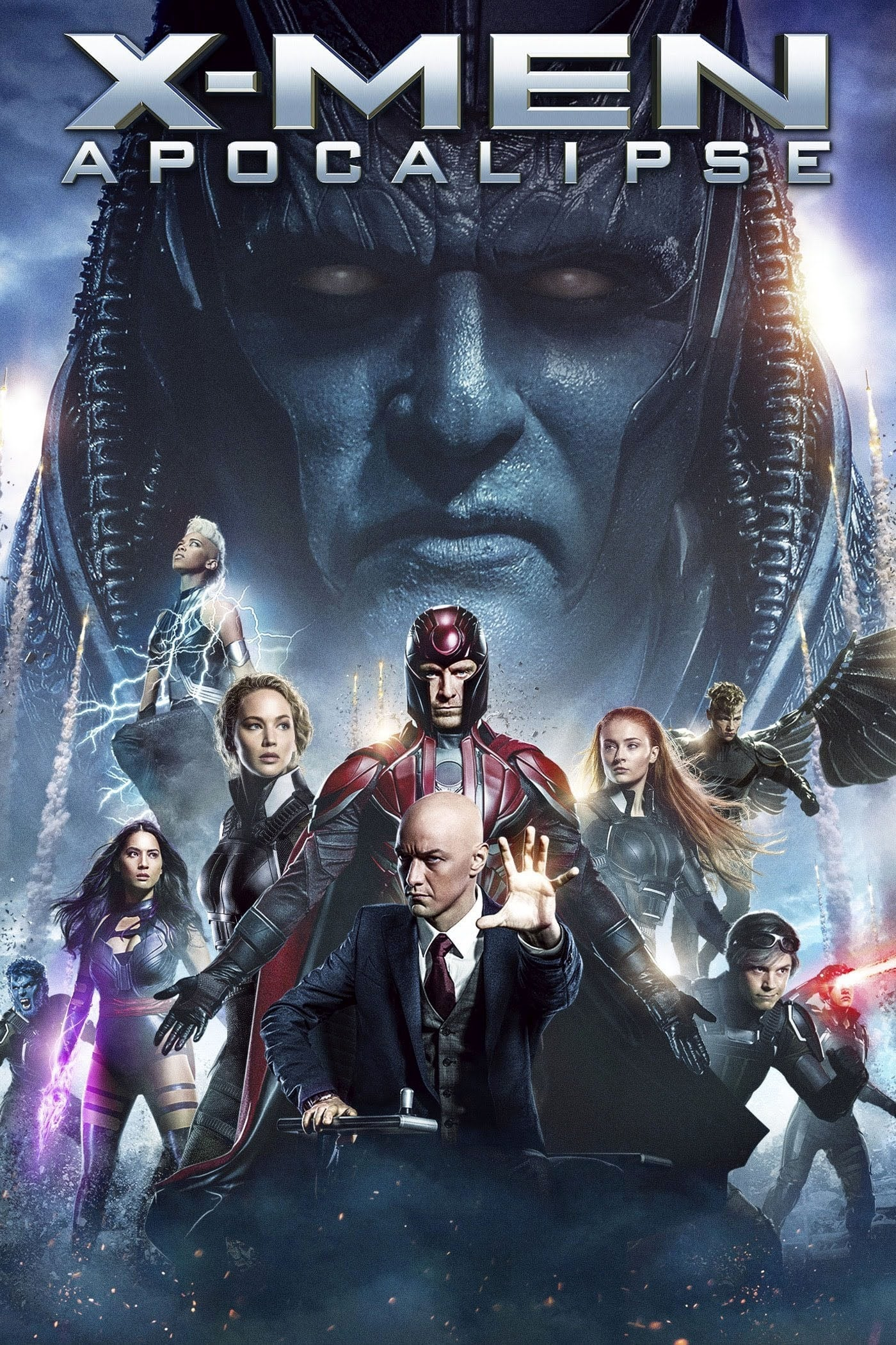 X-Men: Apocalipse Dublado