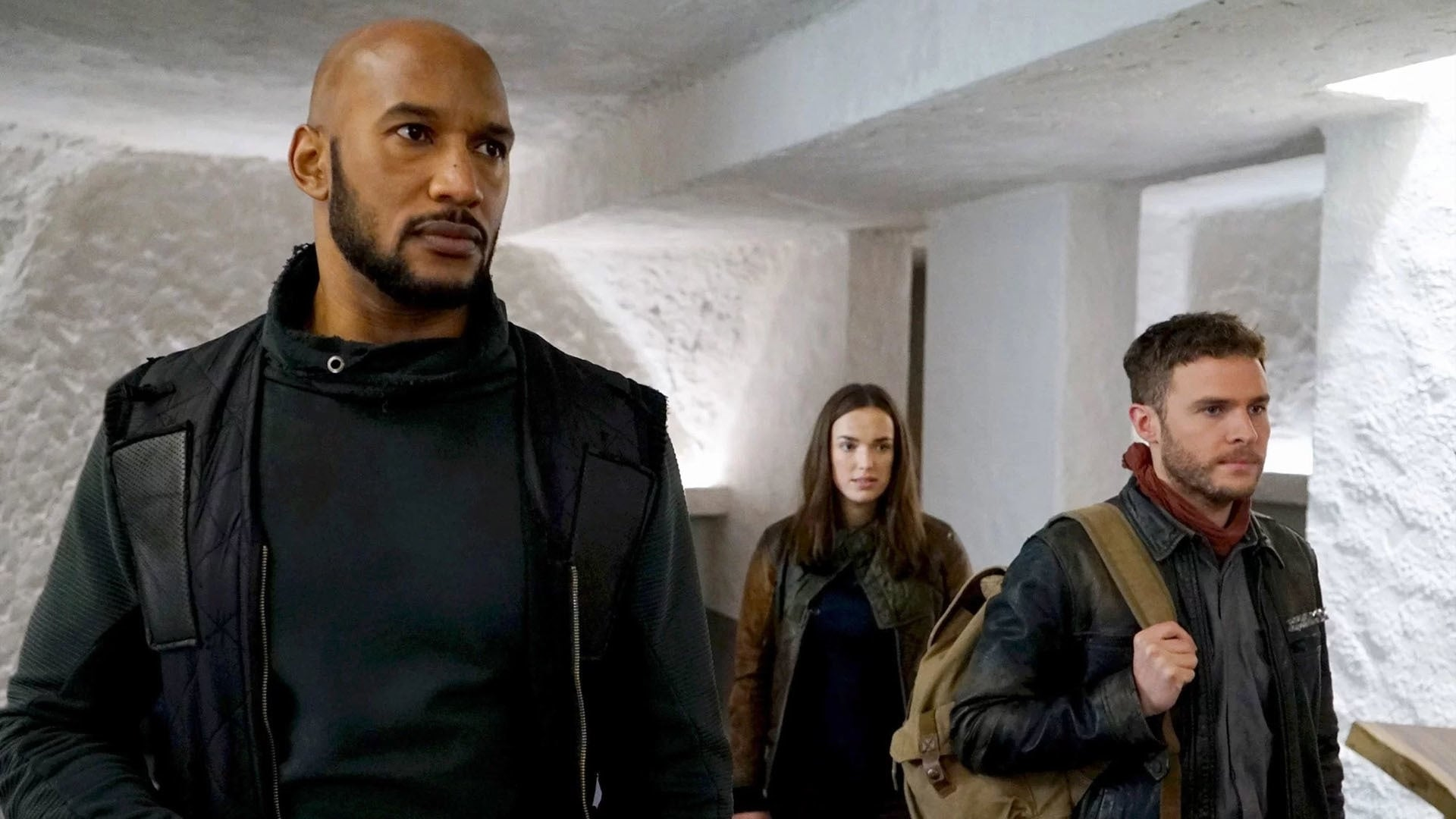 Marvel's Agents of S.H.I.E.L.D. Season 5 :Episode 10  Past Life