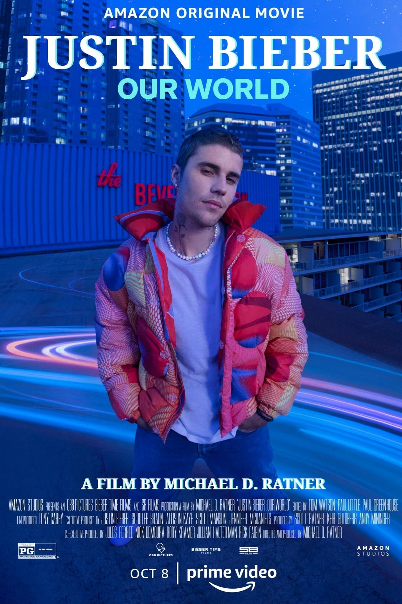 Justin Bieber: Our World 2021 1080p Download