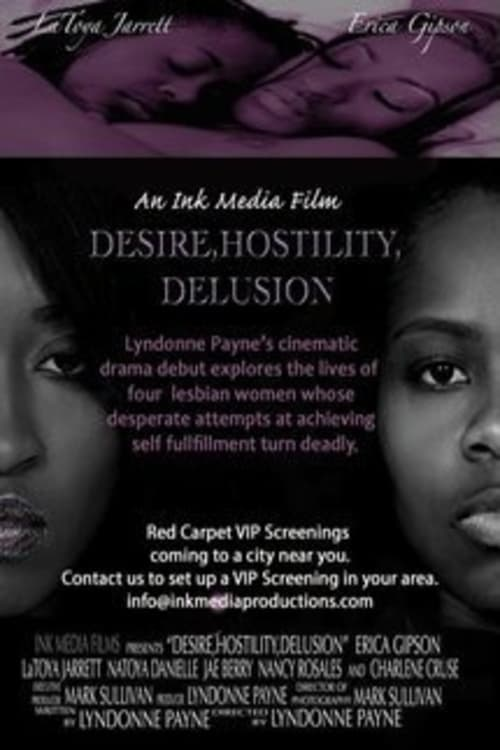 Ver Desire, Hostility, Delusion Online HD Español (2011)