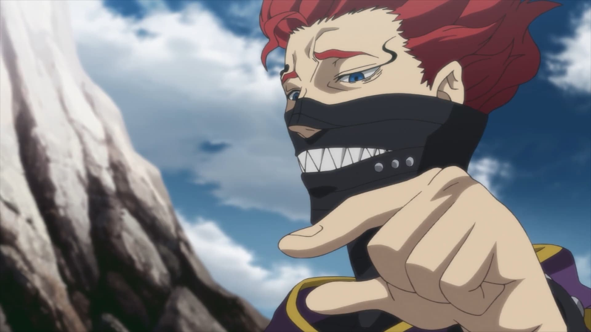 Black Clover - Season 1 Episode 79 : Mister Delinquent vs. Muscle Brains