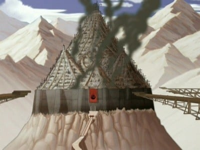 Avatar - Der Herr der Elemente Season 2 :Episode 3  Rückkehr nach Omashu