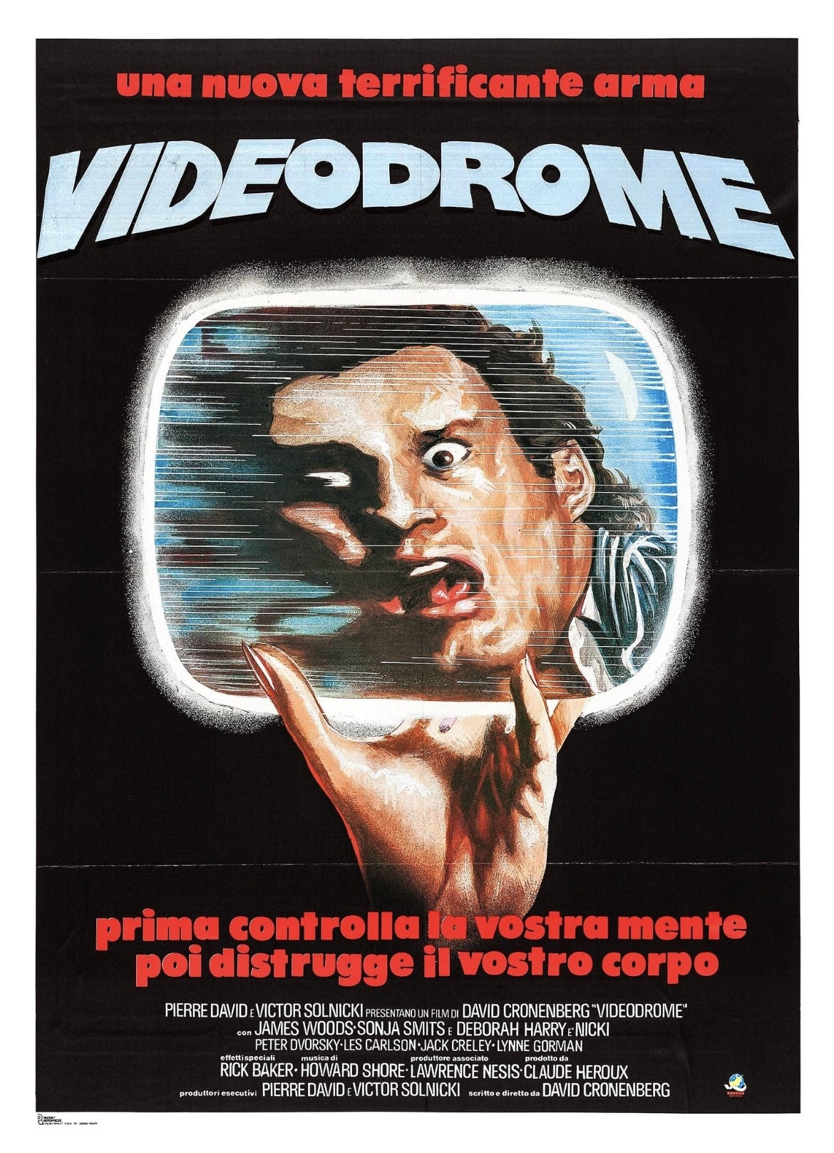 Videodrome Stream