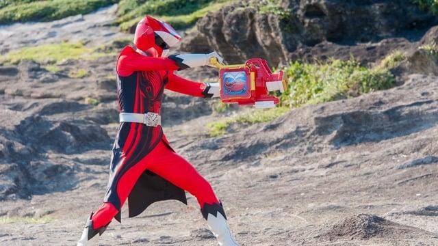 Super Sentai Season 40 :Episode 30  The Legendary Giant Beast