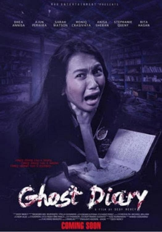 Ver ghost diary Online HD Español ()