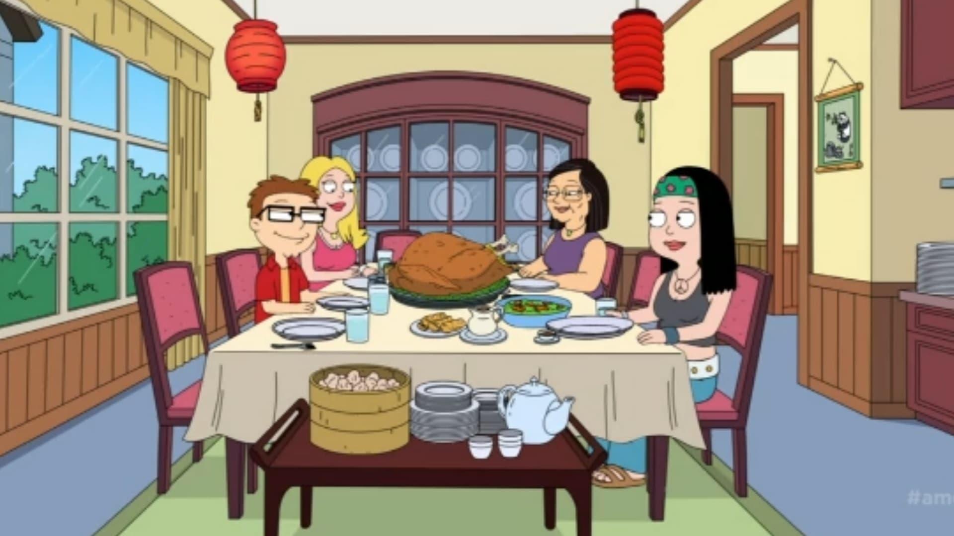 American Dad! Season 10 :Episode 5  Kung Pao Turkey