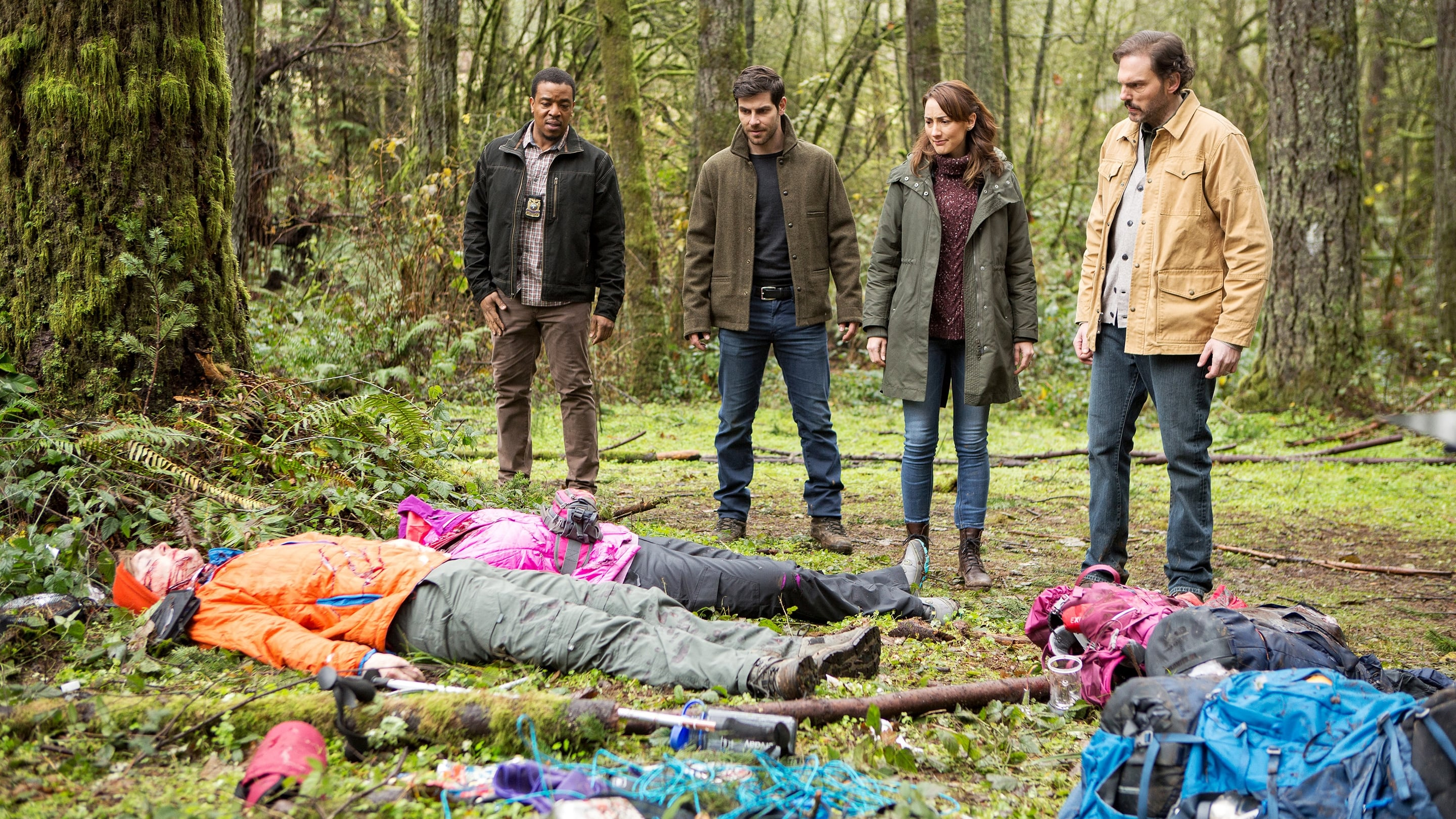 Grimm Season 5 :Episode 14  Lycanthropia