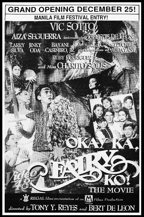 Ver Okay ka, fairy ko! Online HD Español (1991)
