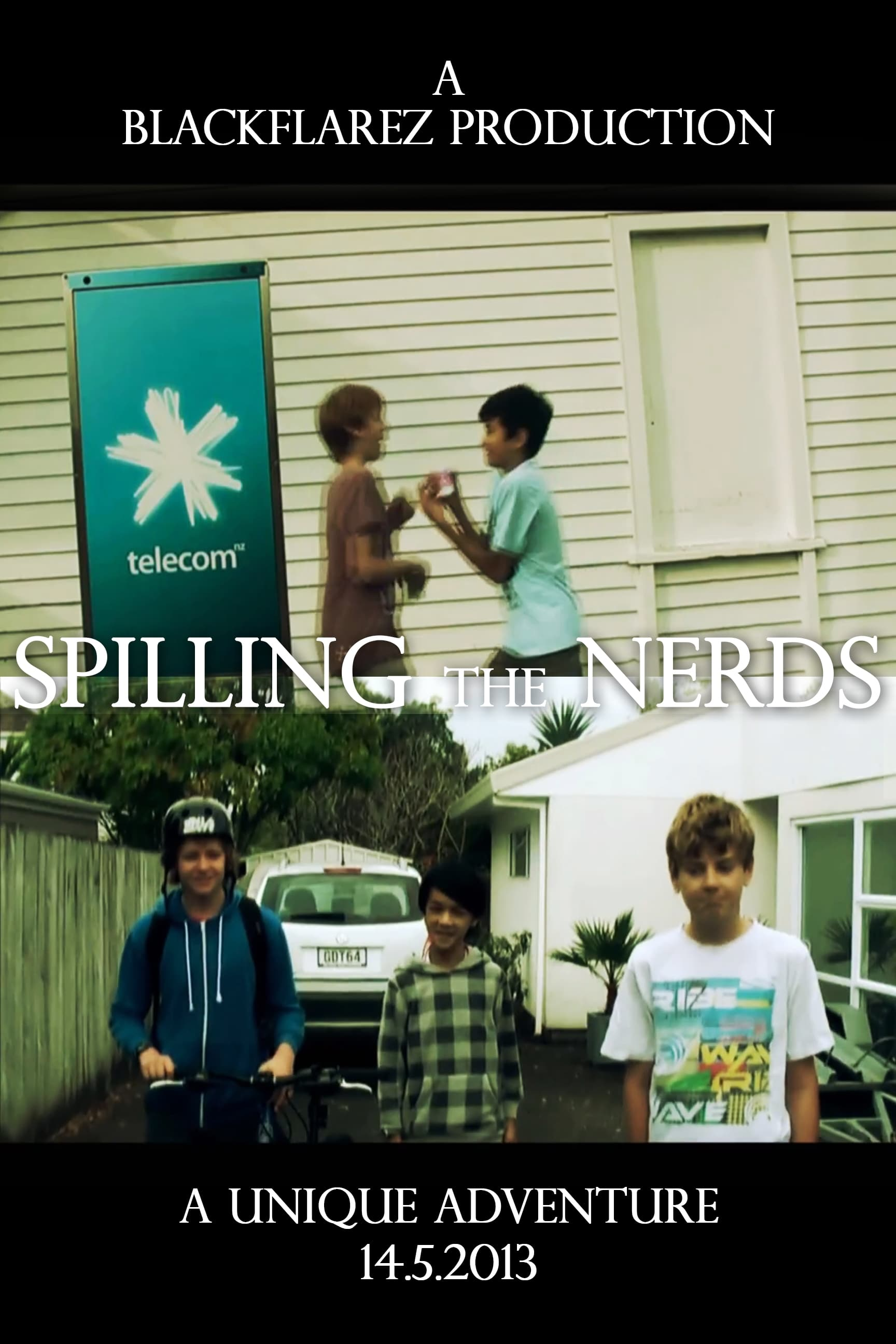 Ver Spilling the Nerds Online HD Español ()