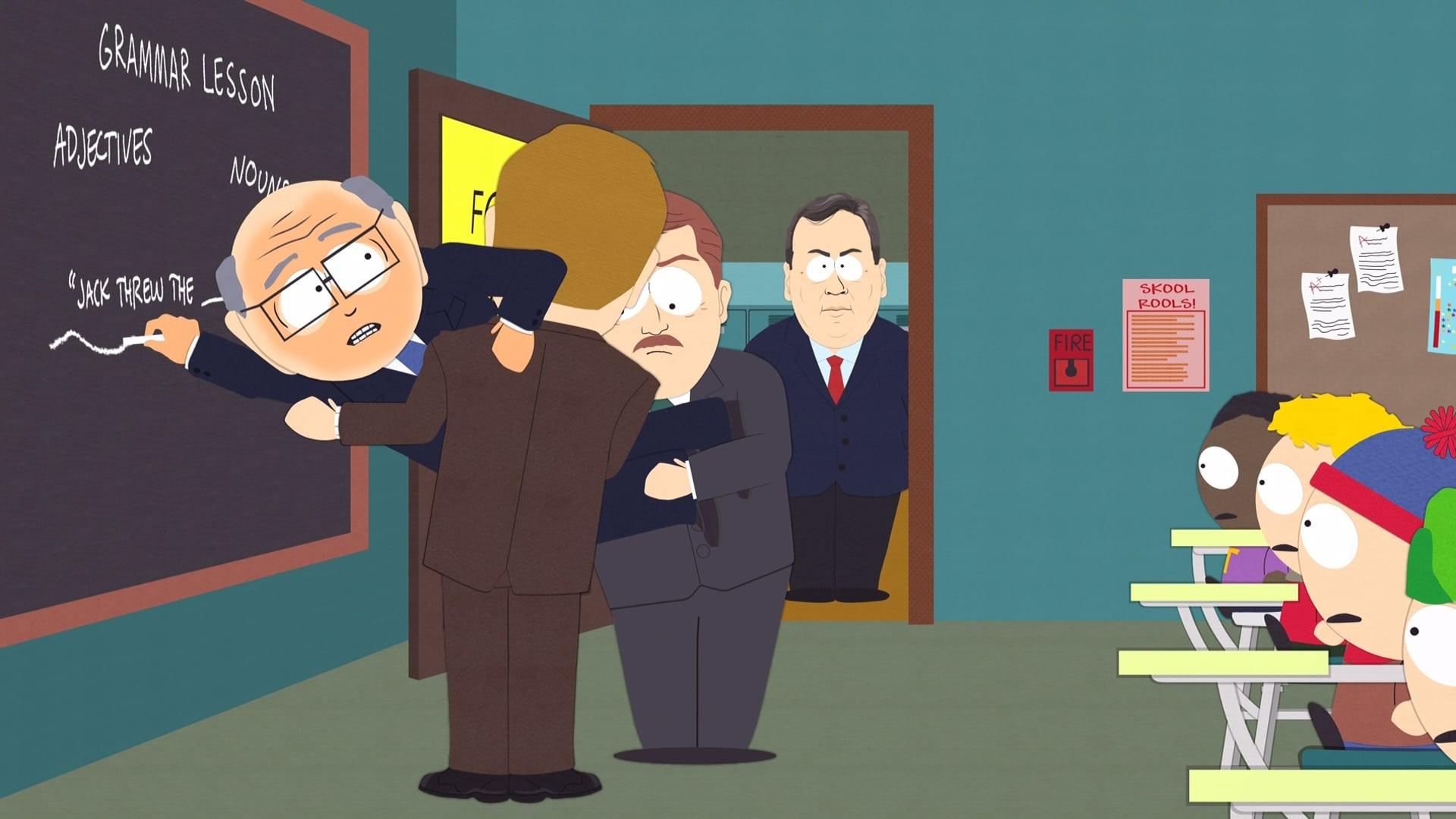 South Park - Season 20 Episode 5 : Douche and a Danish