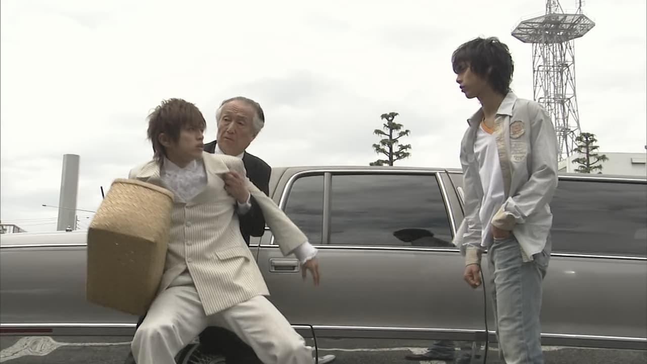 Kamen Rider Season 16 :Episode 20  Right, Jiiya?