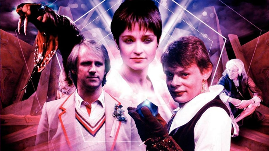Doctor Who Season 20 :Episode 5  Snakedance, Part One