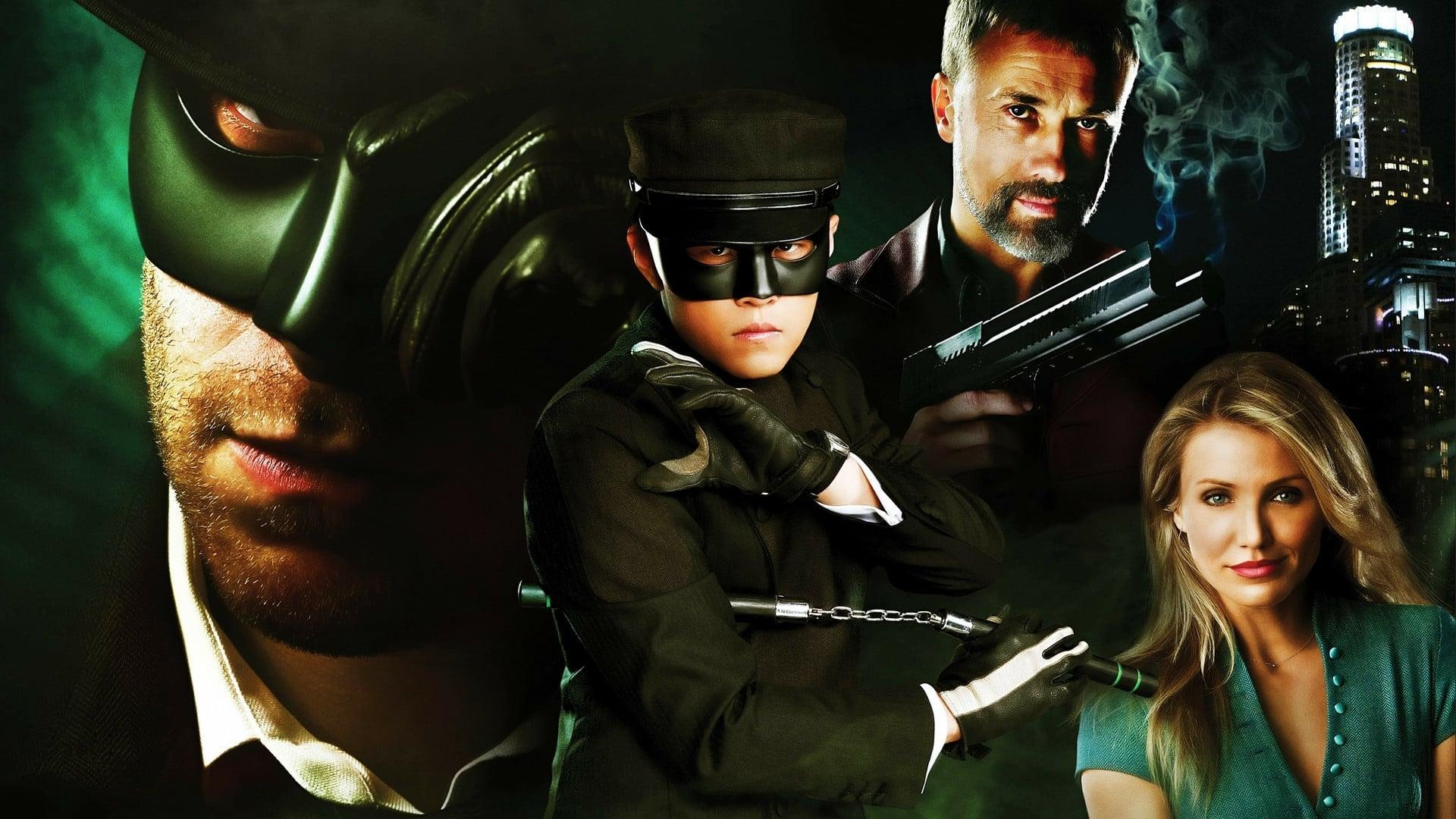 Filmszene aus The Green Hornet