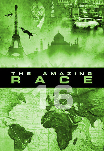 The Amazing Race Season 16