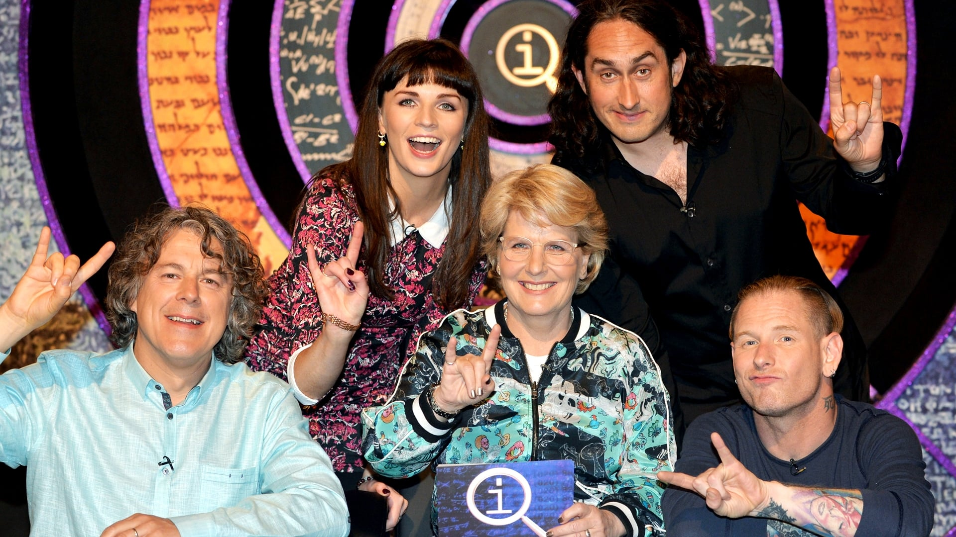 QI Season 14 :Episode 3  Nosey Noisy