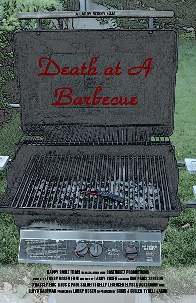 Ver Death at a Barbecue Online HD Español (2016)