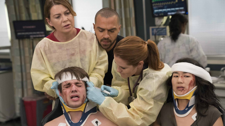 Watch Grey\'s Anatomy: 14x7 Online For Free - RARBG