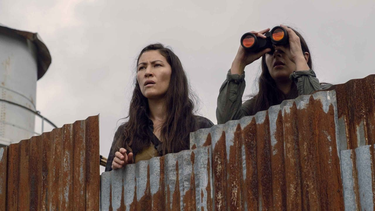 The Walking Dead Season 9 :Episode 10  Omega