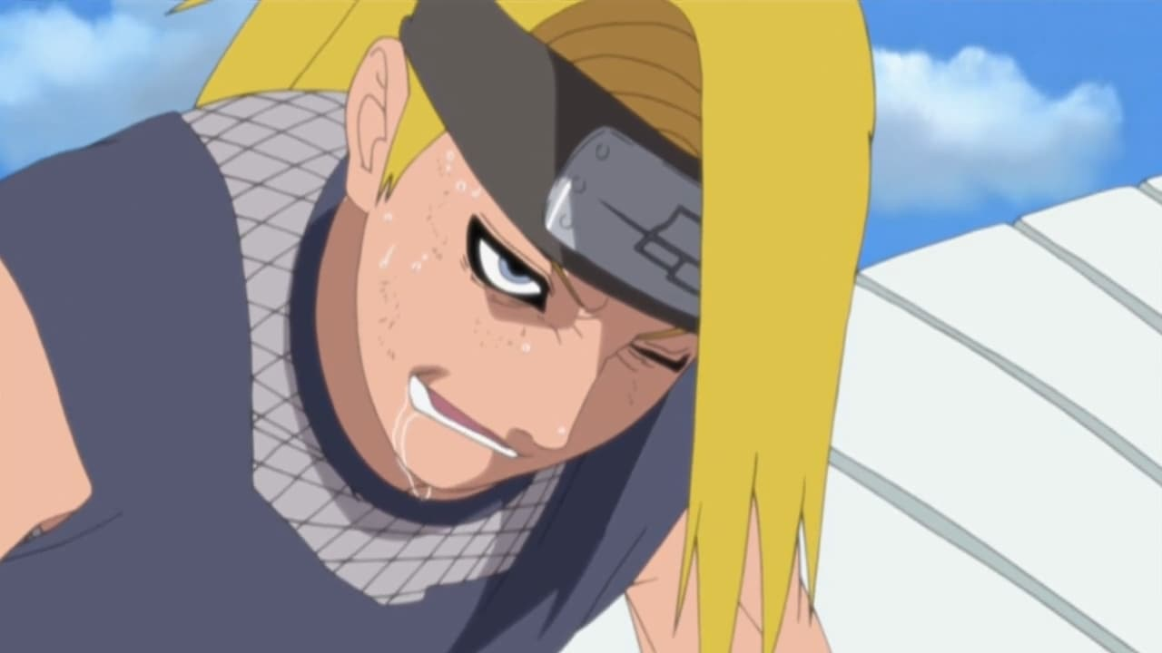 Naruto Shippūden Season 6 :Episode 123  Clash!