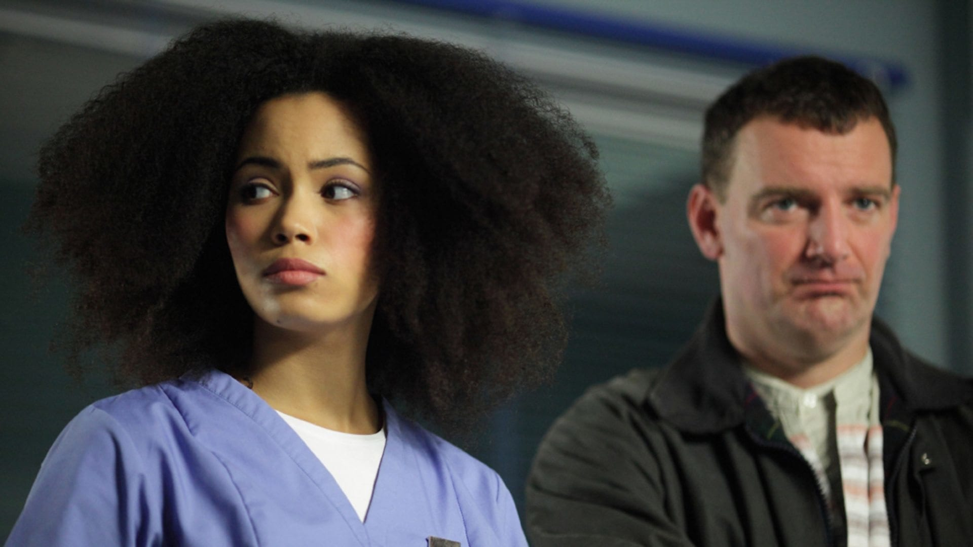 Casualty Season 26 :Episode 4  Memory Games