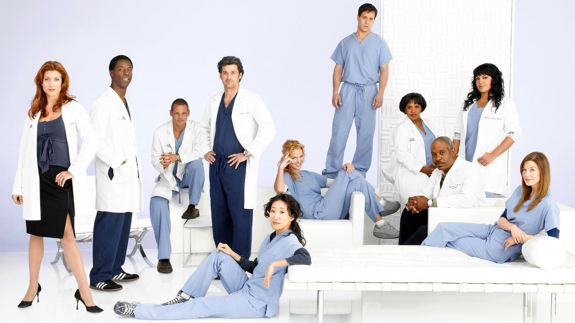 Grey's Anatomy - Season 16
