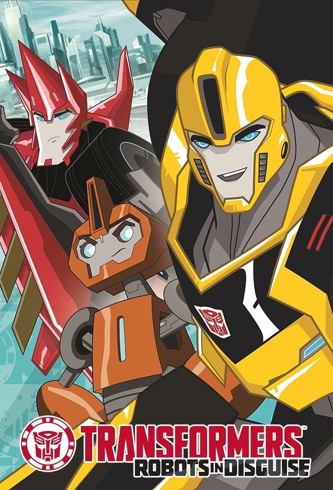 Transformers Robots In Disguise S01-04 1080p AMZN WEB-DL DDP2.0 H 264-Telly [72.43 GB]