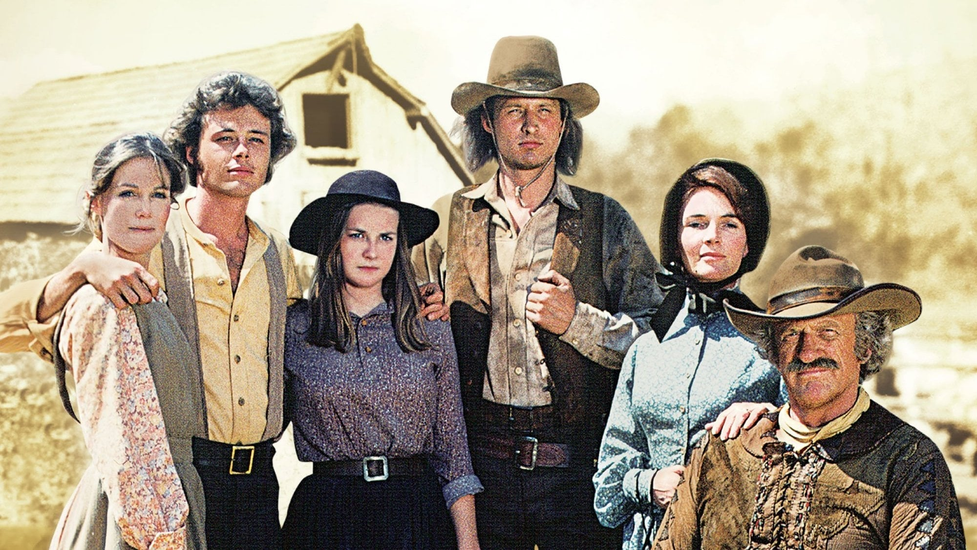 how the west was won tv series - HD2000×1125